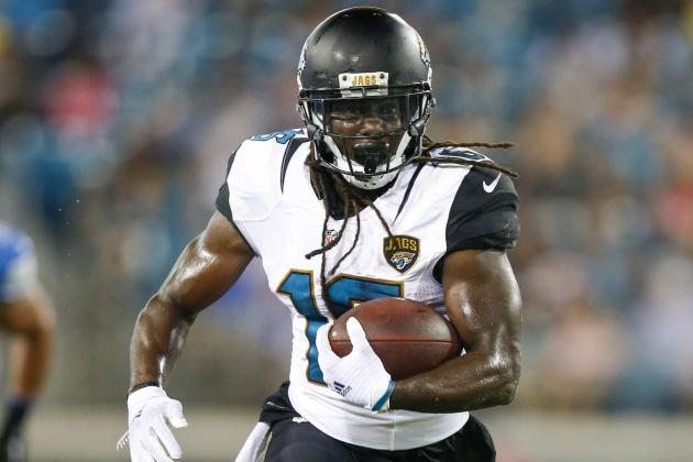 nfl GAME 16 Denard Robinson Jacksonville Jaguars Jerseys