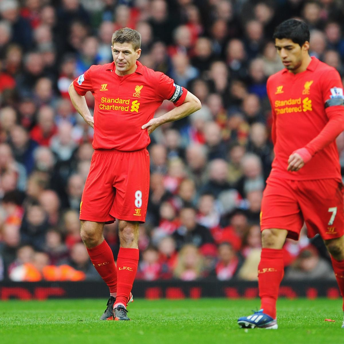 Luis Suarez And Steven Gerrard Reunited: Steven Gerrard Reveals Luis Suarez Talks, Discusses Real