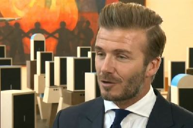 David Beckham Alex Fergusons Assessment Is Right And I Wasnt - Beckham hairstyle ferguson