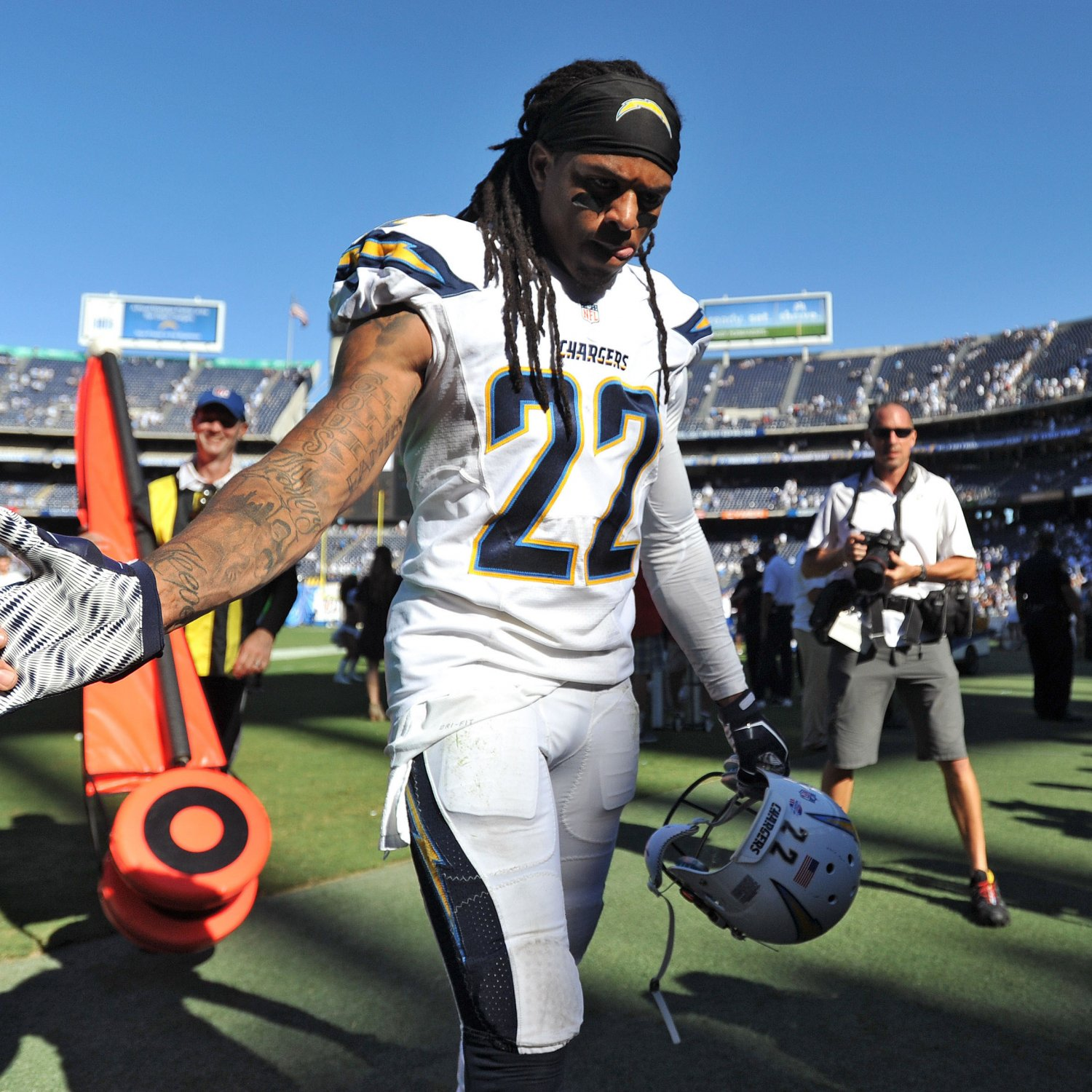 San Diego Chargers Cornerbacks: Jason Verrett Injury: Updates On Chargers CB's Foot And