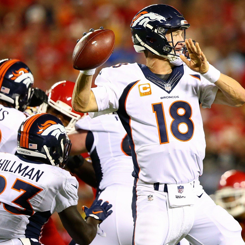 Denver Broncos Vs Detroit Lions Live Score Highlights And