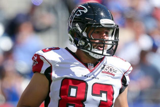 nfl Atlanta Falcons Jacob Tamme WOMEN Jerseys