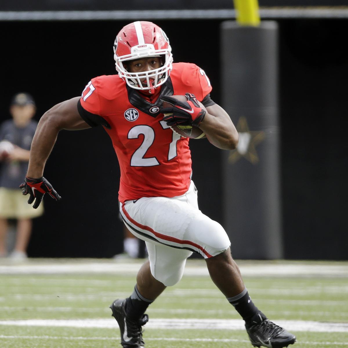 Alabama Crimson Tide vs. Georgia Bulldogs Complete Game ...