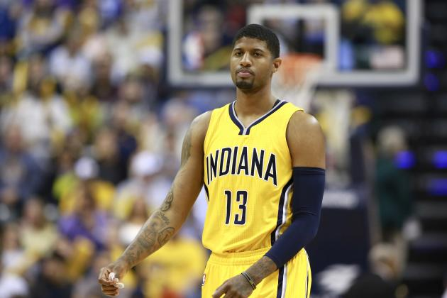 Paul George Injury: Updates on Pacers Star's Leg and Return