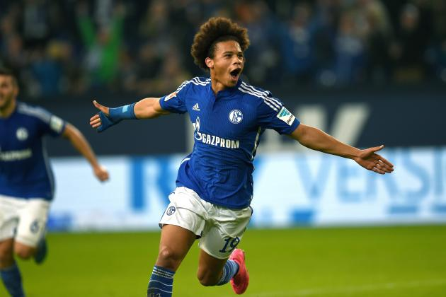 Schalke starlet Sane set for first taste of Ruhr rumble