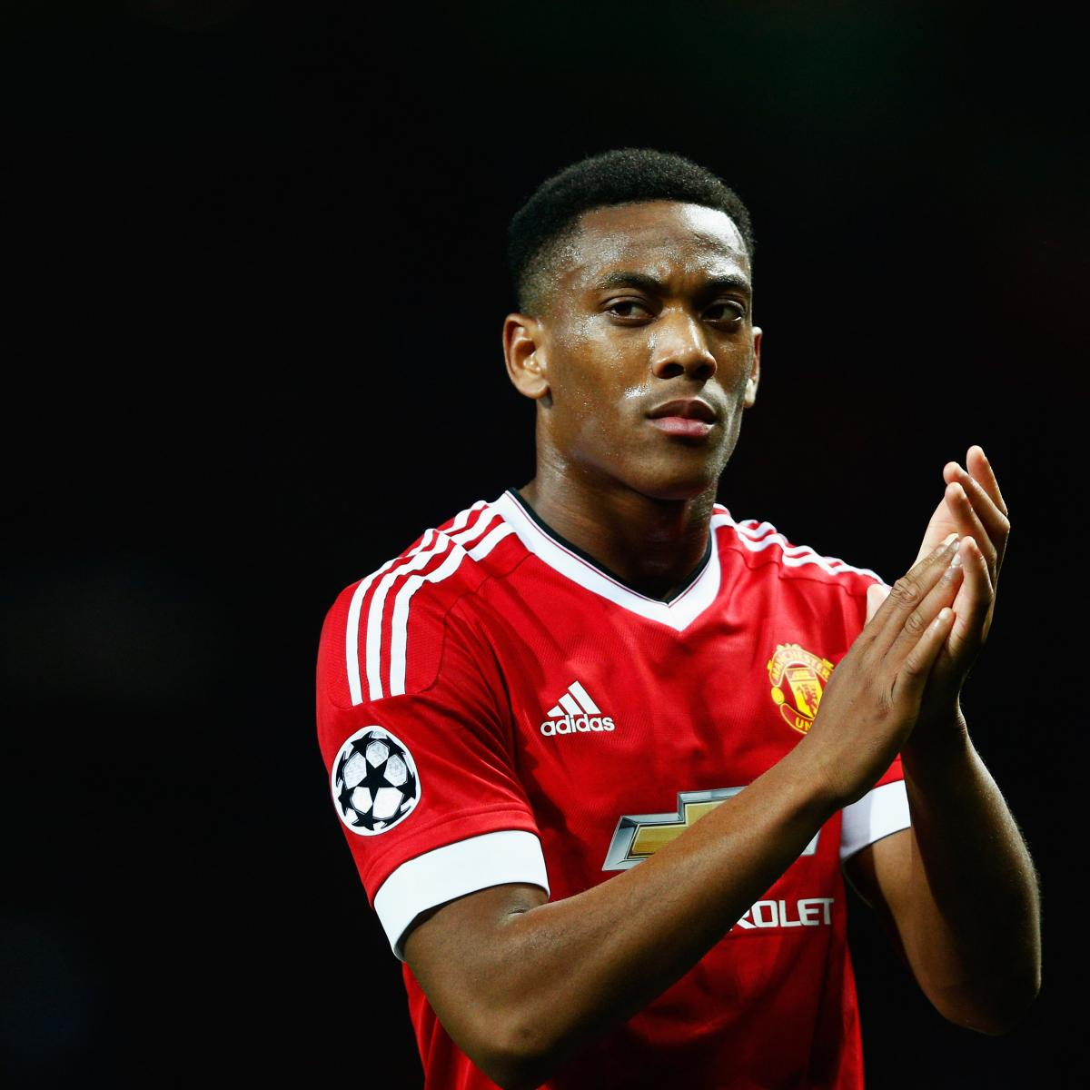 Manchester United S Anthony Martial Talks Debut Goal Vs: Jamie Redknapp Says Anthony Martial Is The Best Prospect