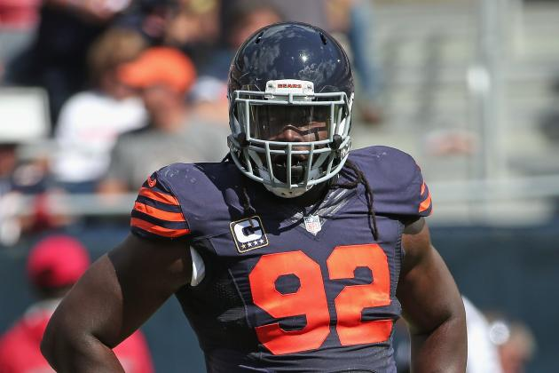 NFL Jerseys Online - Pernell McPhee Is Quickly Becoming the New Face of the Chicago ...