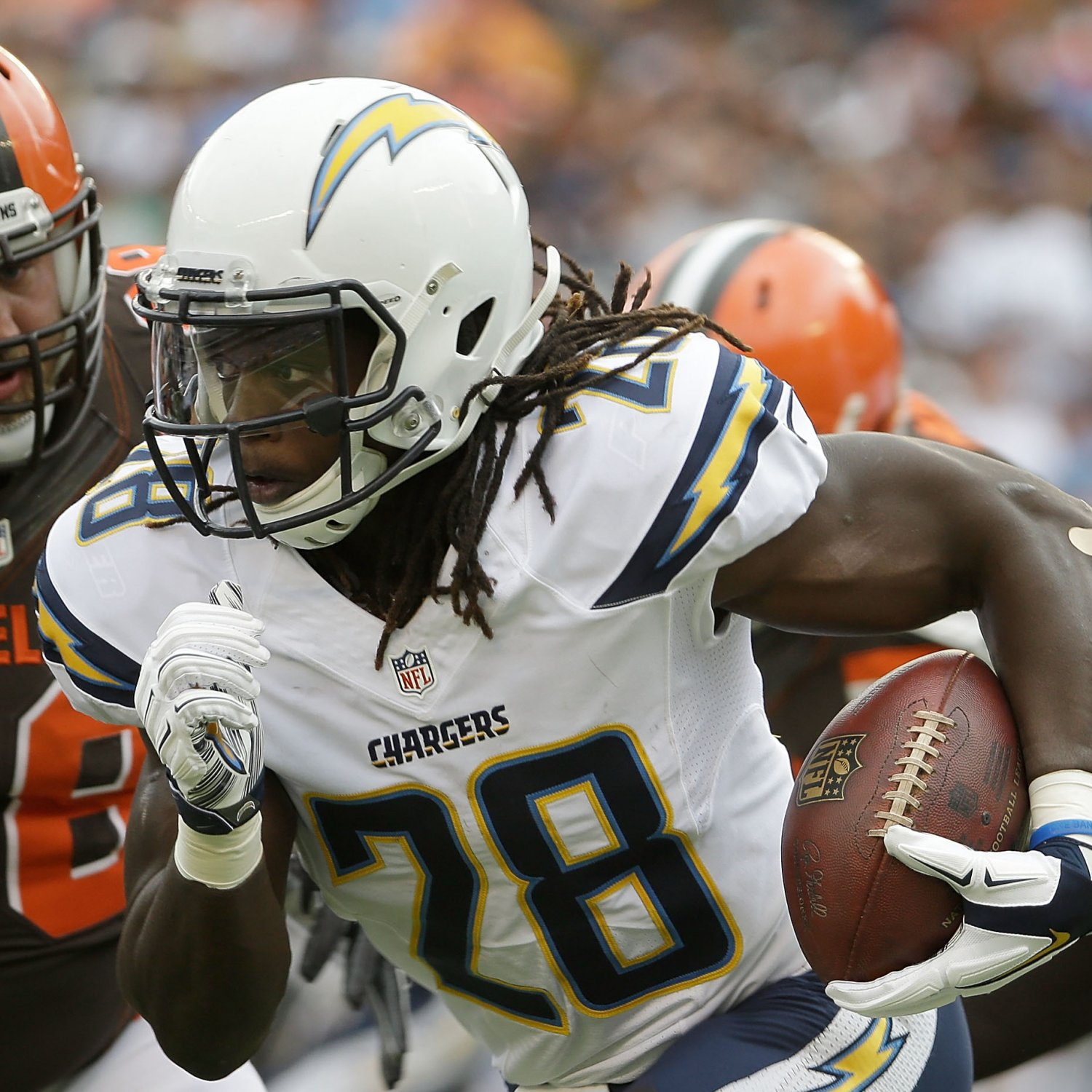San Diego Chargers Broadcast: Cleveland Browns Vs. San Diego Chargers: Video Highlights