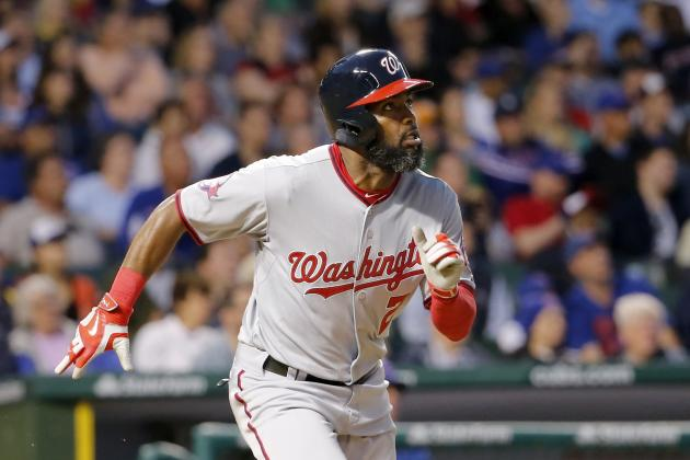 Denard Span to Giants: Latest Contract Details, Comments, Reaction