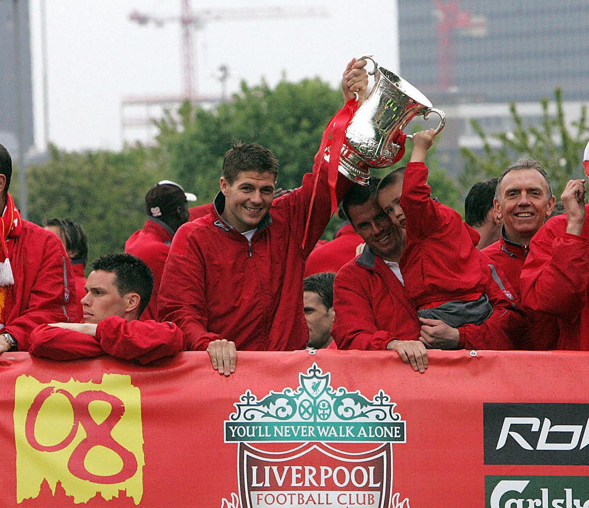 Liverpool News When Did The Premier League S Finest: Liverpool's Best All-British Premier League XI Vs. Best