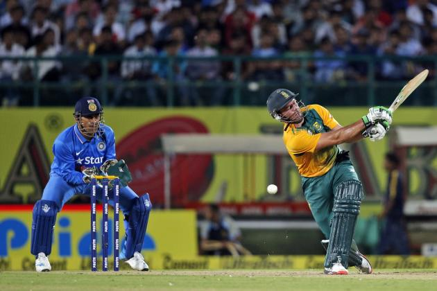 AB de Villiers Opening the Batting in ODIs Might Be Worth ...