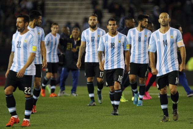 Video: Paraguay vs Argentina