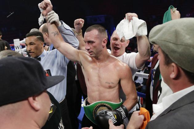From Bar Fights to Boxing's Bright Lights: Sean Monaghan Eyes Next Test on TruTV