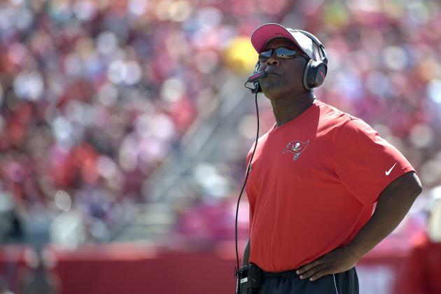 Lovie Smith Fired by Buccaneers: Latest Details, Comments and Reaction