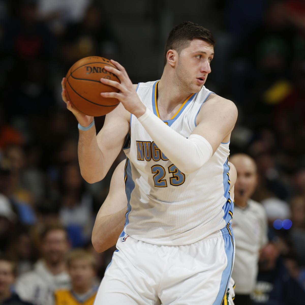 Jusuf Nurkic Injury: Updates On Nuggets Star's Ankle And