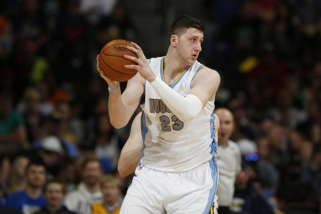 Jusuf Nurkic Injury: Updates on Nuggets Star's Ankle and Return