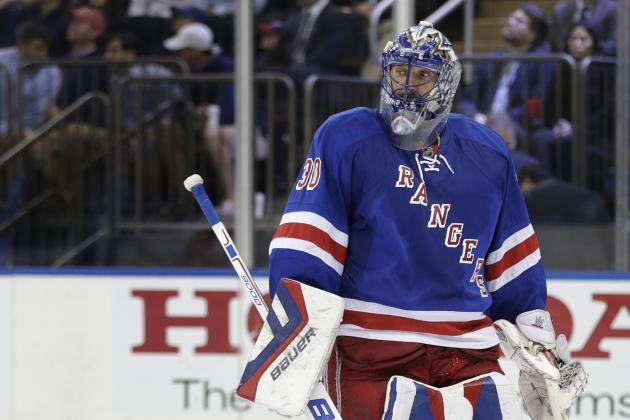 Henrik Lundqvist Injury: Updates on Rangers Star's Neck and Return