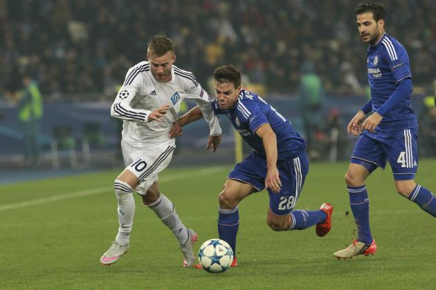 Dynamo Kiev wrap up Ukrainian Premier League title with 1 ...  |Dinamo Kiev
