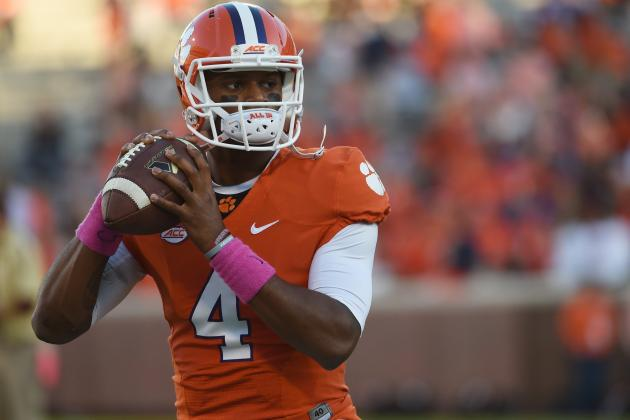College Football Picks for Week 8: B/R Experts' Predictions for the Top 5 Games