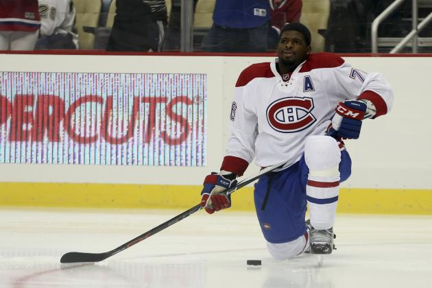 P.K. Subban Injury: Updates on Canadiens Star's Status and Recovery