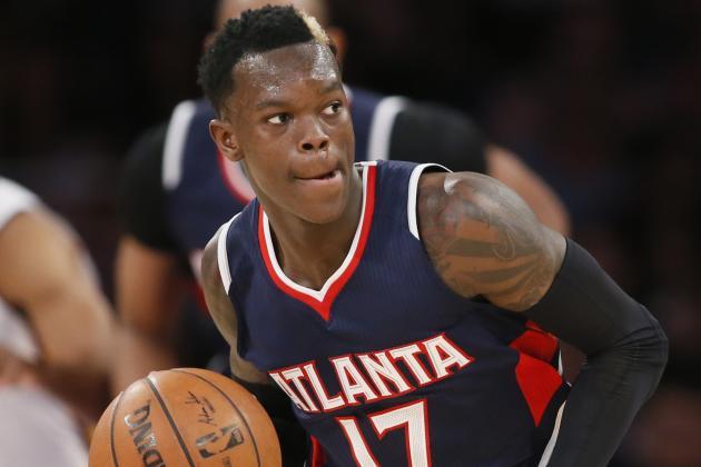 Dennis Schroder Comments on Role as Atlanta Hawks' Backup PG