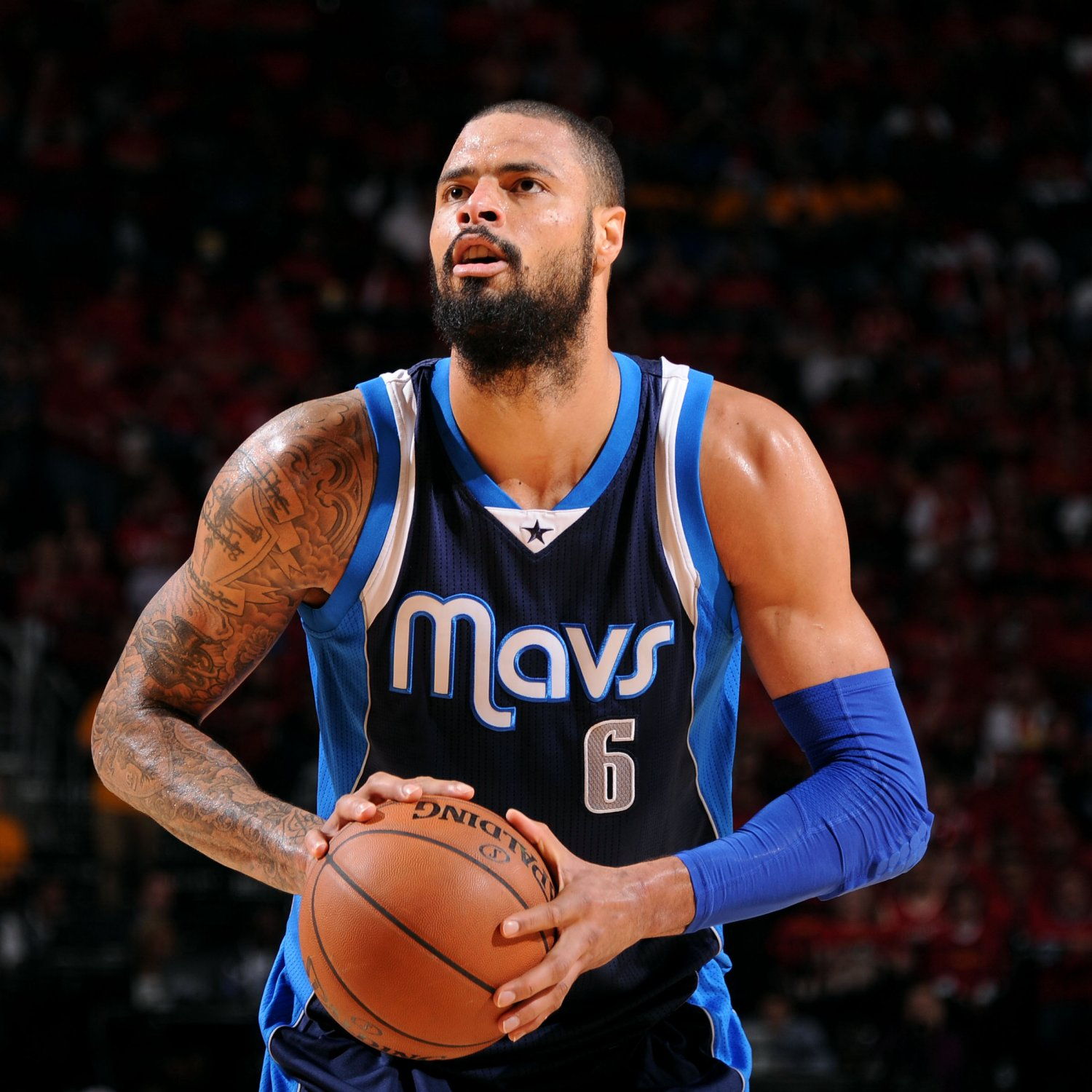 tyson chandler - photo #3