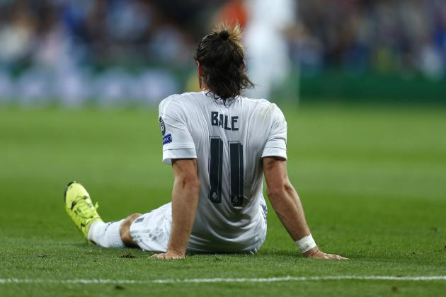 Gareth Bale Injury: Updates on Real Madrid Star's Calf and Return