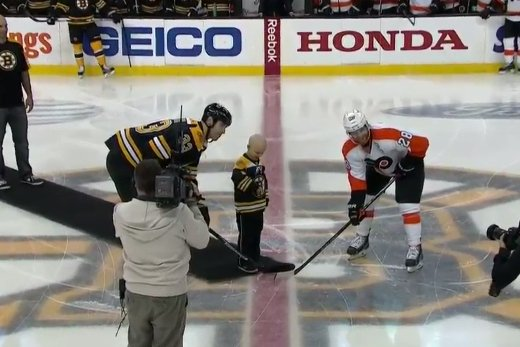 Bruins Invite 5-Year-Old with Rare Cancer for Ceremonial ...Bruins Bleacher Report
