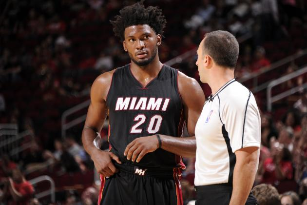 Justise Winslow Injury: Updates on Heat Forward's Ankle and Return