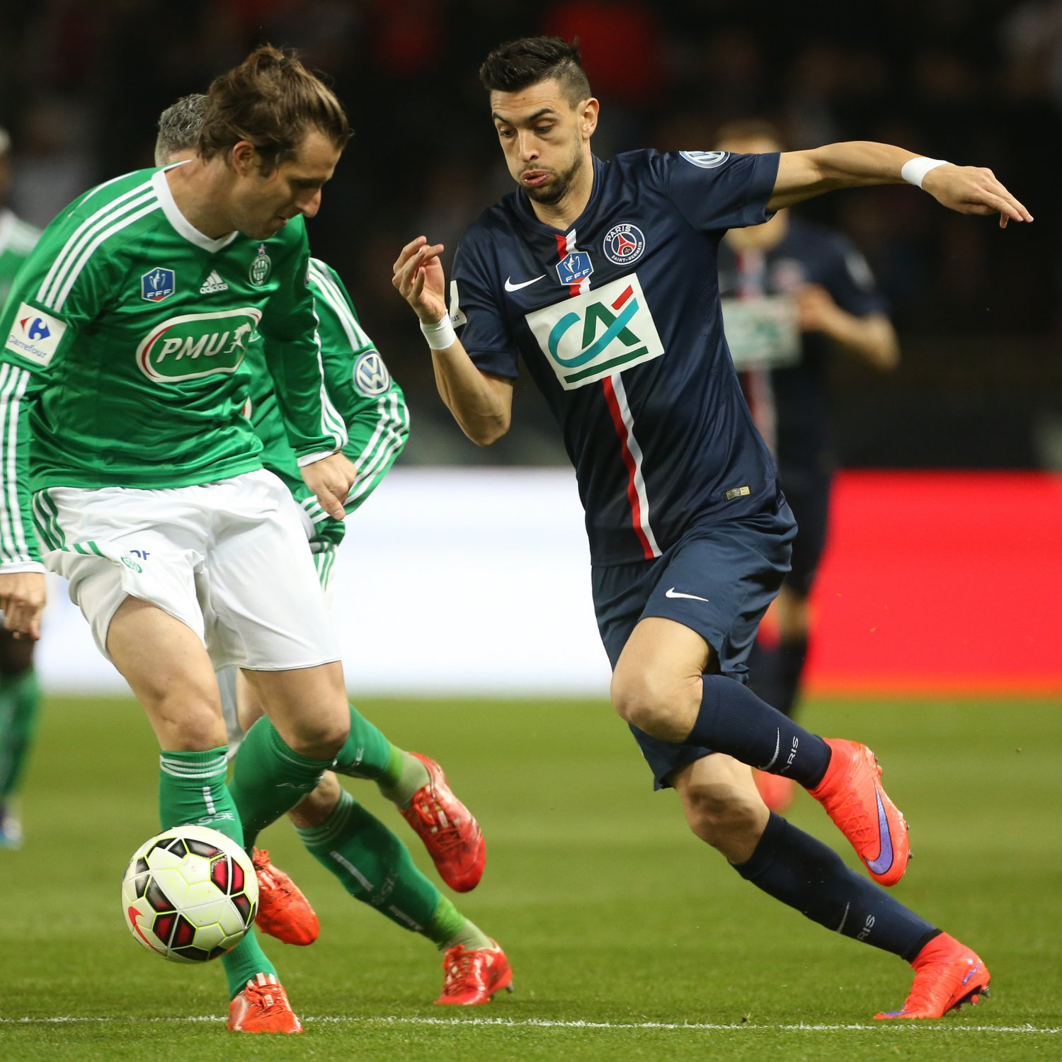 St etienne vs psg soccerway news