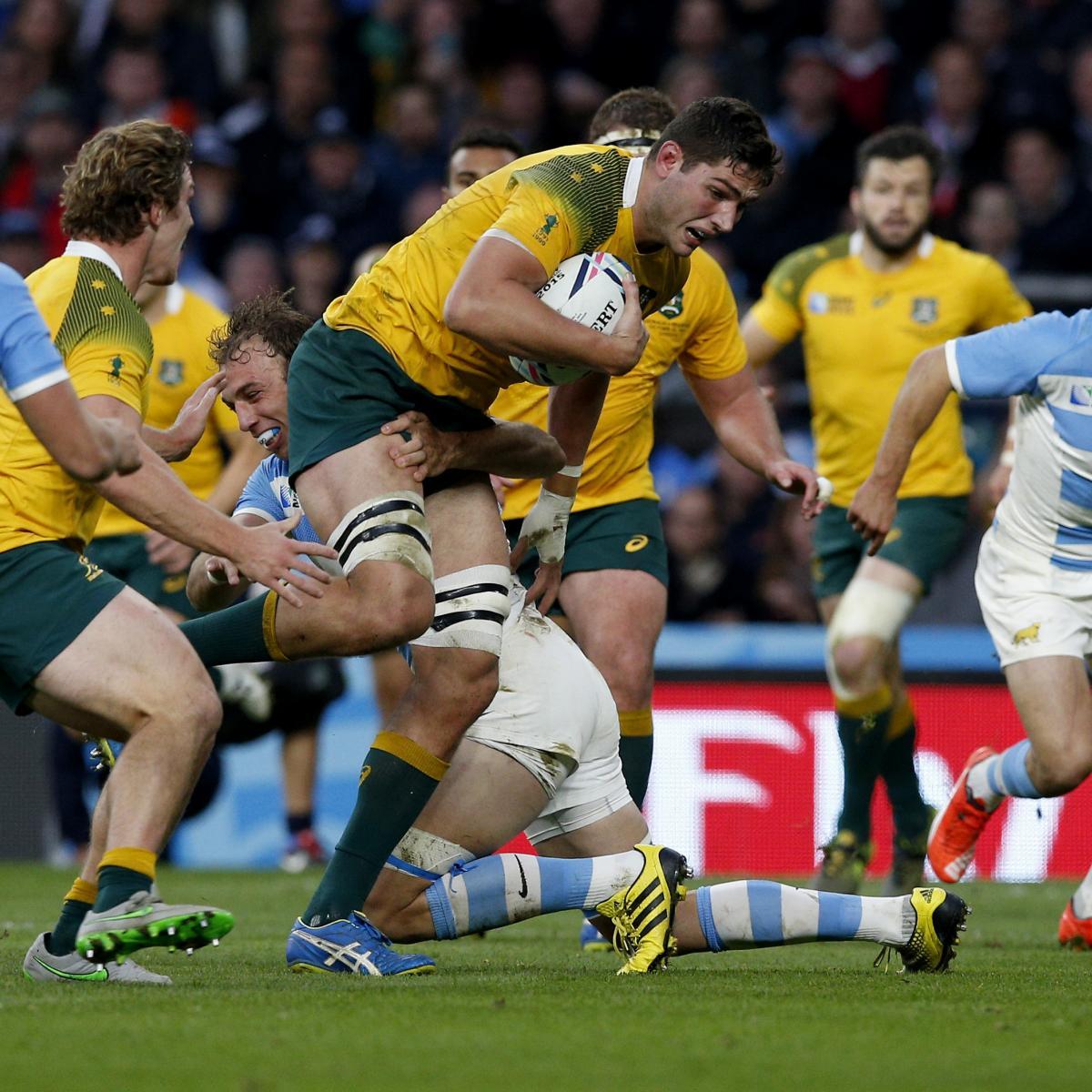 Scotland V Australia World Rugby: Argentina Vs. Australia: Score, Reaction From Rugby World