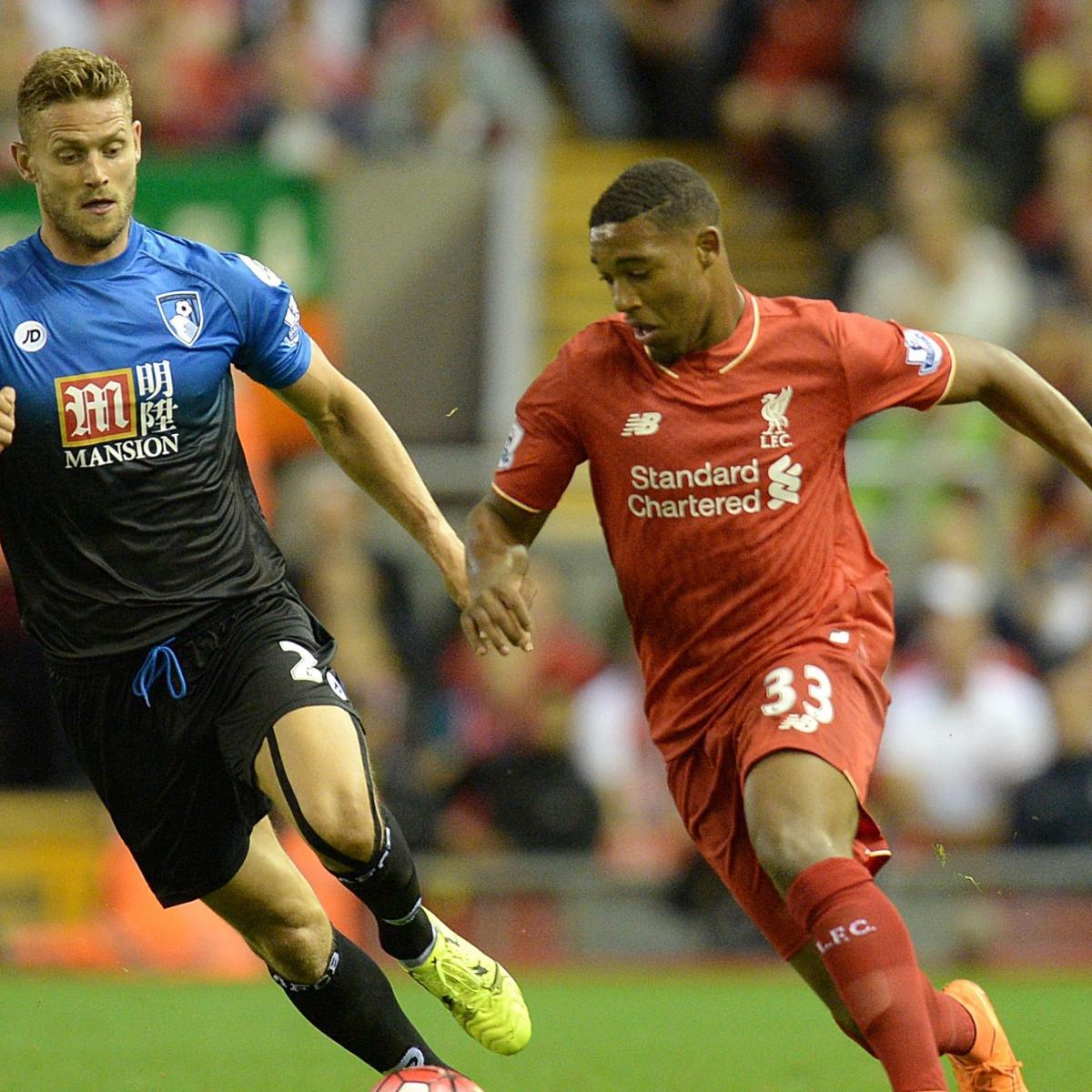 Liverpool Vs. Bournemouth: Team News, Predicted Lineups