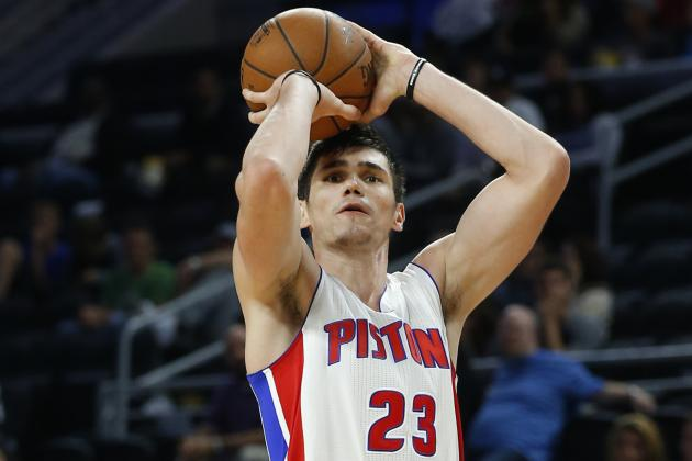 Ersan Ilyasova Injury: Updates on Pistons Forward's Thigh and Return