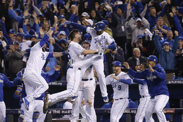 World Series Champions 2015