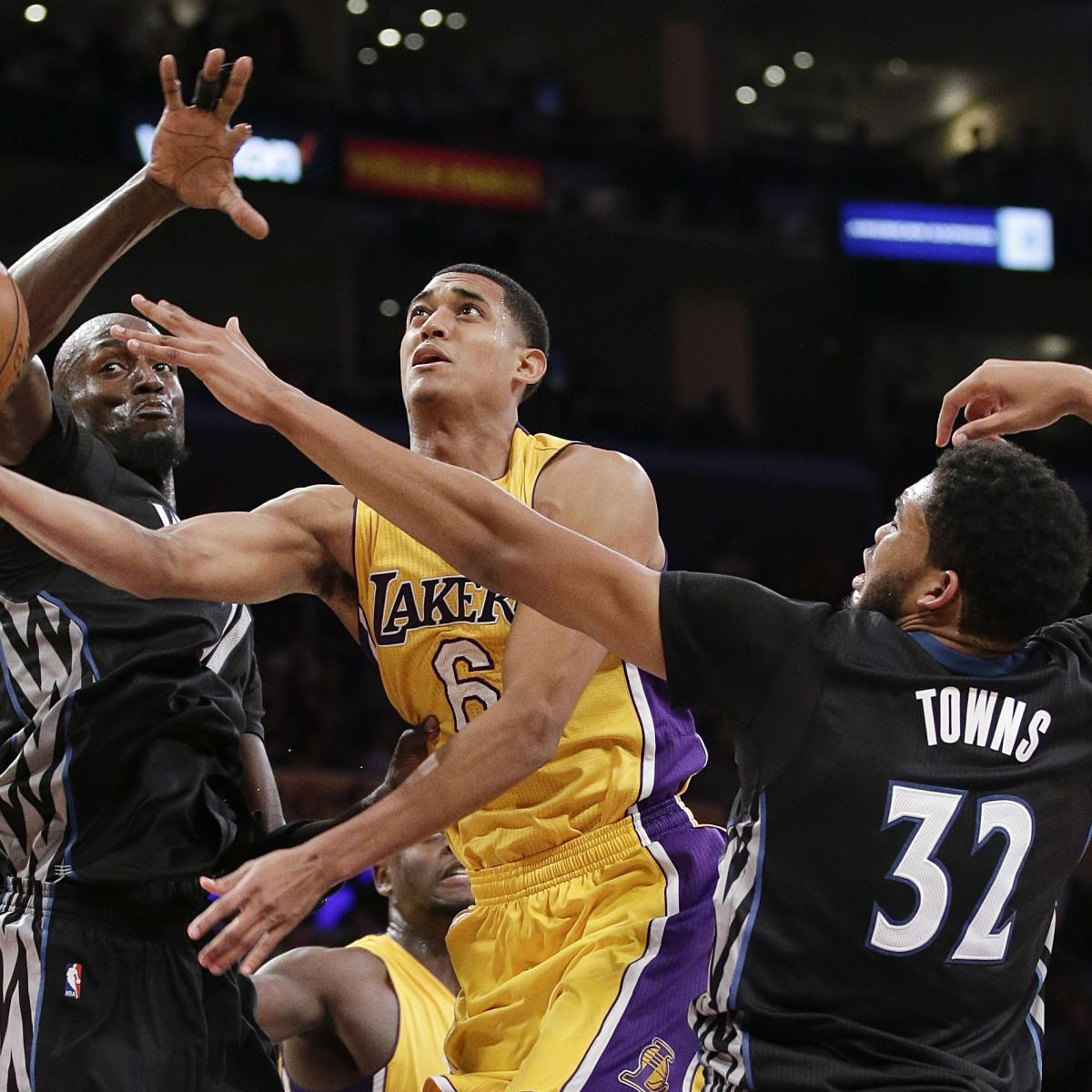 Jordan Clarkson Injury: Updates On Lakers Guard's Knee And