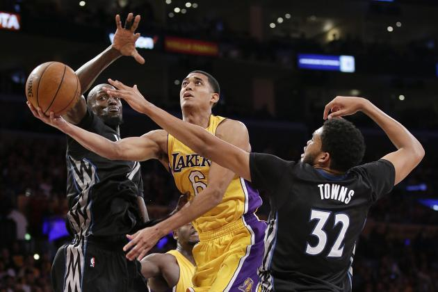 Jordan Clarkson Injury: Updates on Lakers Guard's Knee and Return