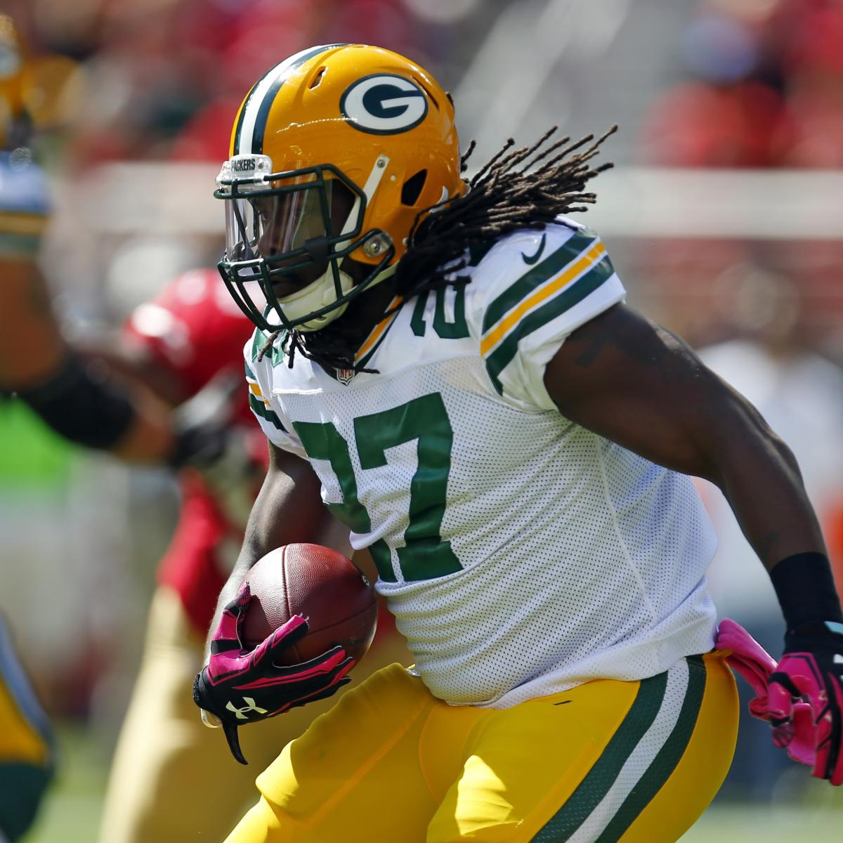 Eddie Lacy Weight Eddie Lacy Comm...