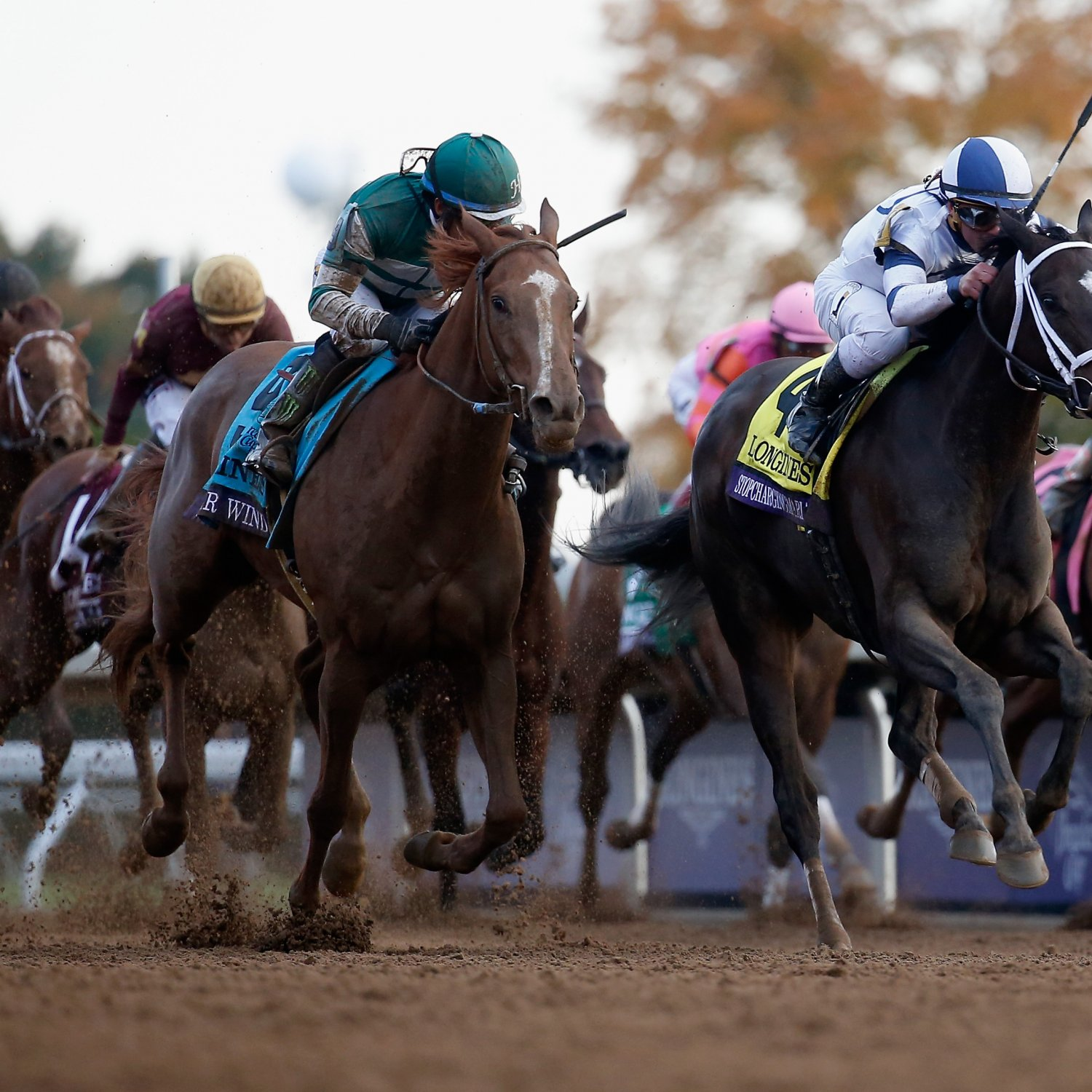Breeders Cup 2015 Results Final Race Times Payouts And