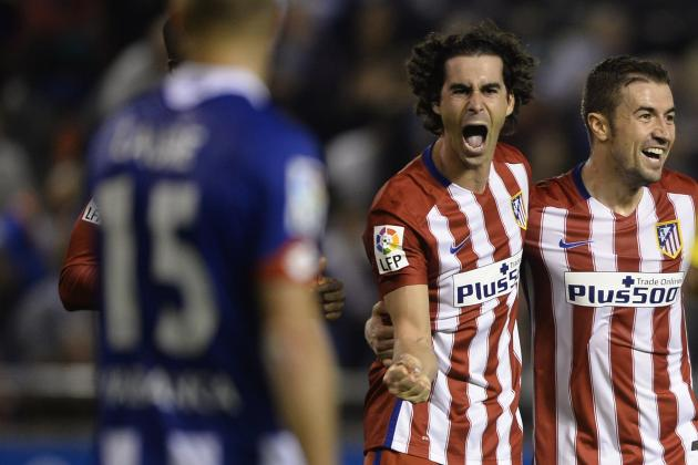 La liga table 2015 latest standings following friday 39 s - La liga latest results and table ...