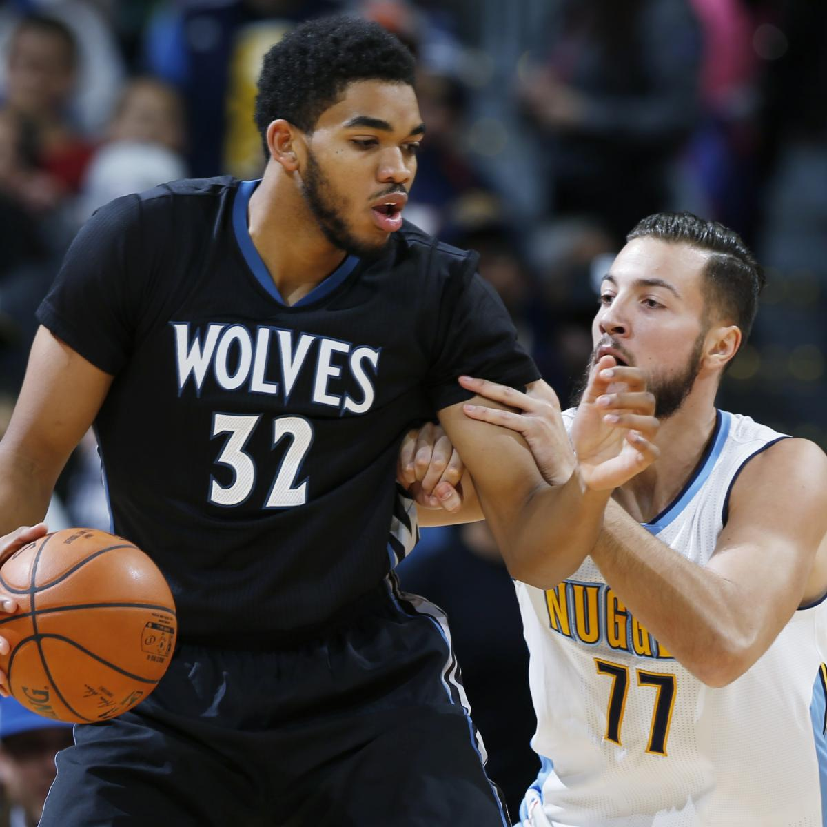 Denver Nuggets Xm Radio: Timberwolves Vs. Nuggets: Score, Video Highlights And