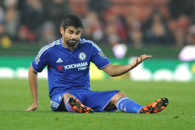 Diego Costa Injury: Updates on Chelsea Striker's Status and Return