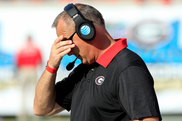"Georgia Football: The ""Fire Mark Richt Chatter"" is Click Bait. Nothing More."