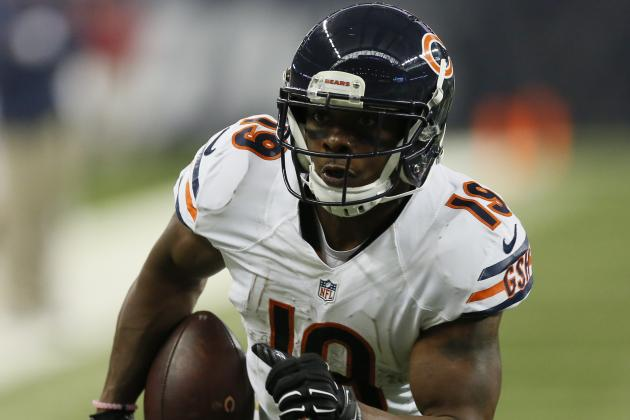 Jerseys NFL Cheap - Eddie Royal Injury: Updates on Bears WR's Knee and Return ...