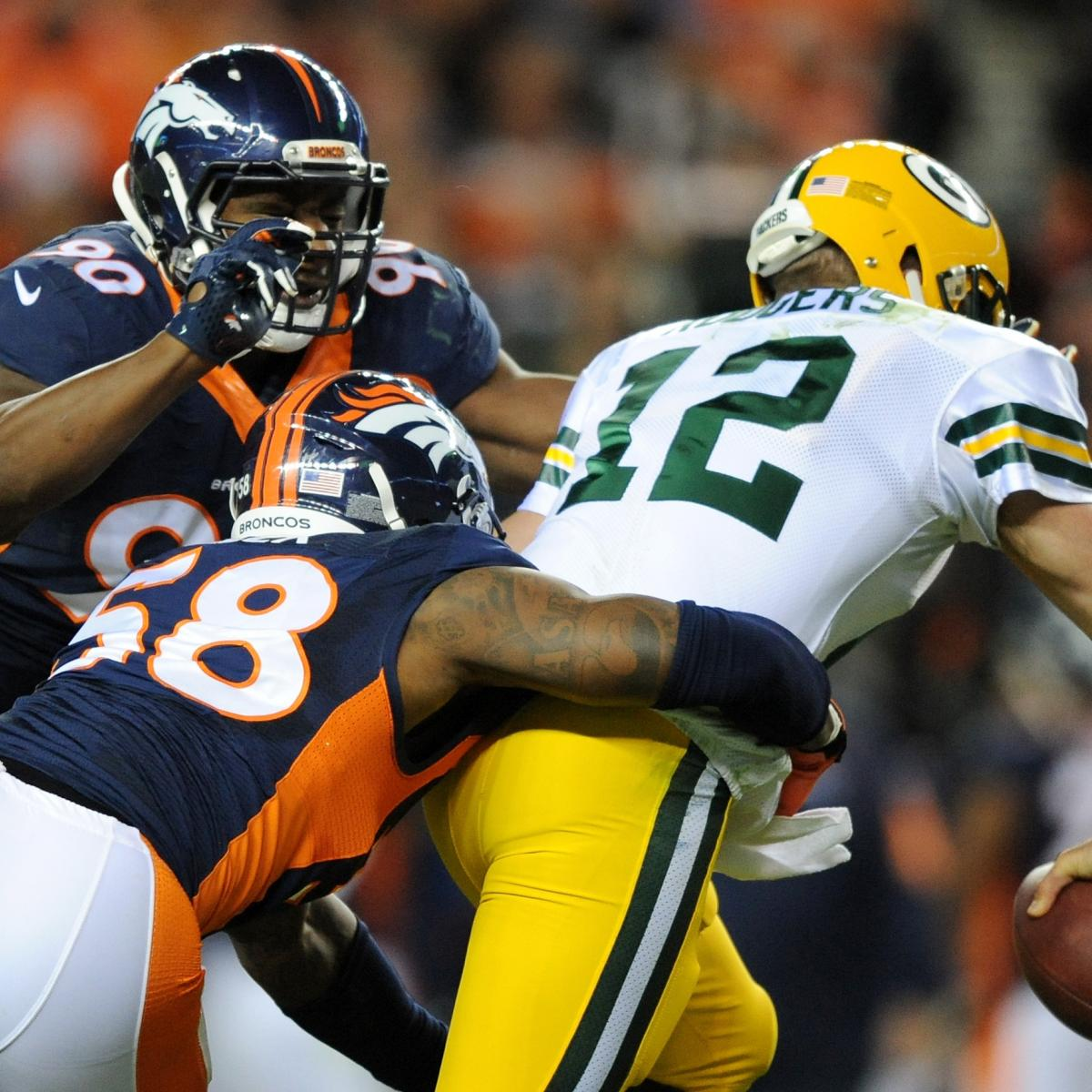 Green Bay Packers Vs. Denver Broncos: Denver Grades, Notes
