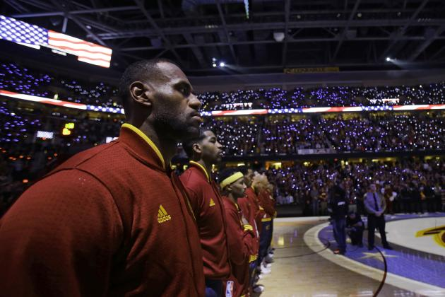 LeBron Angling to Pull off Greatest Power Play in NBA History with Cavaliers