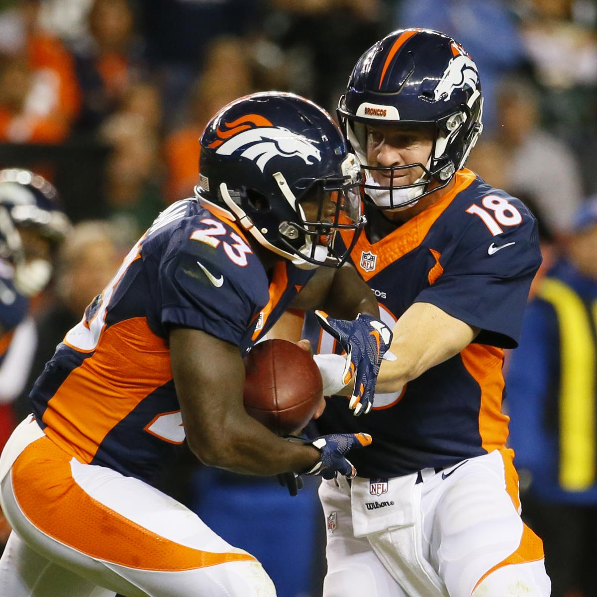 Denver Broncos Vs. Indianapolis Colts Betting Odds