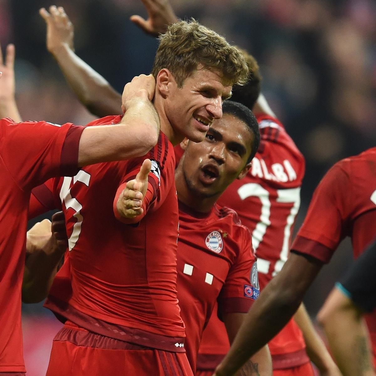 Arsenal Vs Barcelona Live Score Highlights From: Bayern Munich Vs. Arsenal: Live Score, Highlights From