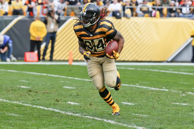 DeAngelo Williams Injury: Updates on Steelers RB's Ankle and Recovery