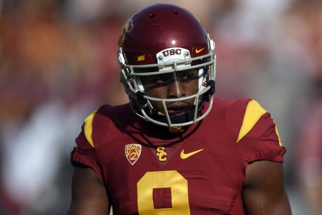 JuJu Smith-Schuster Injury: Updates on USC WR's Hand and Recovery