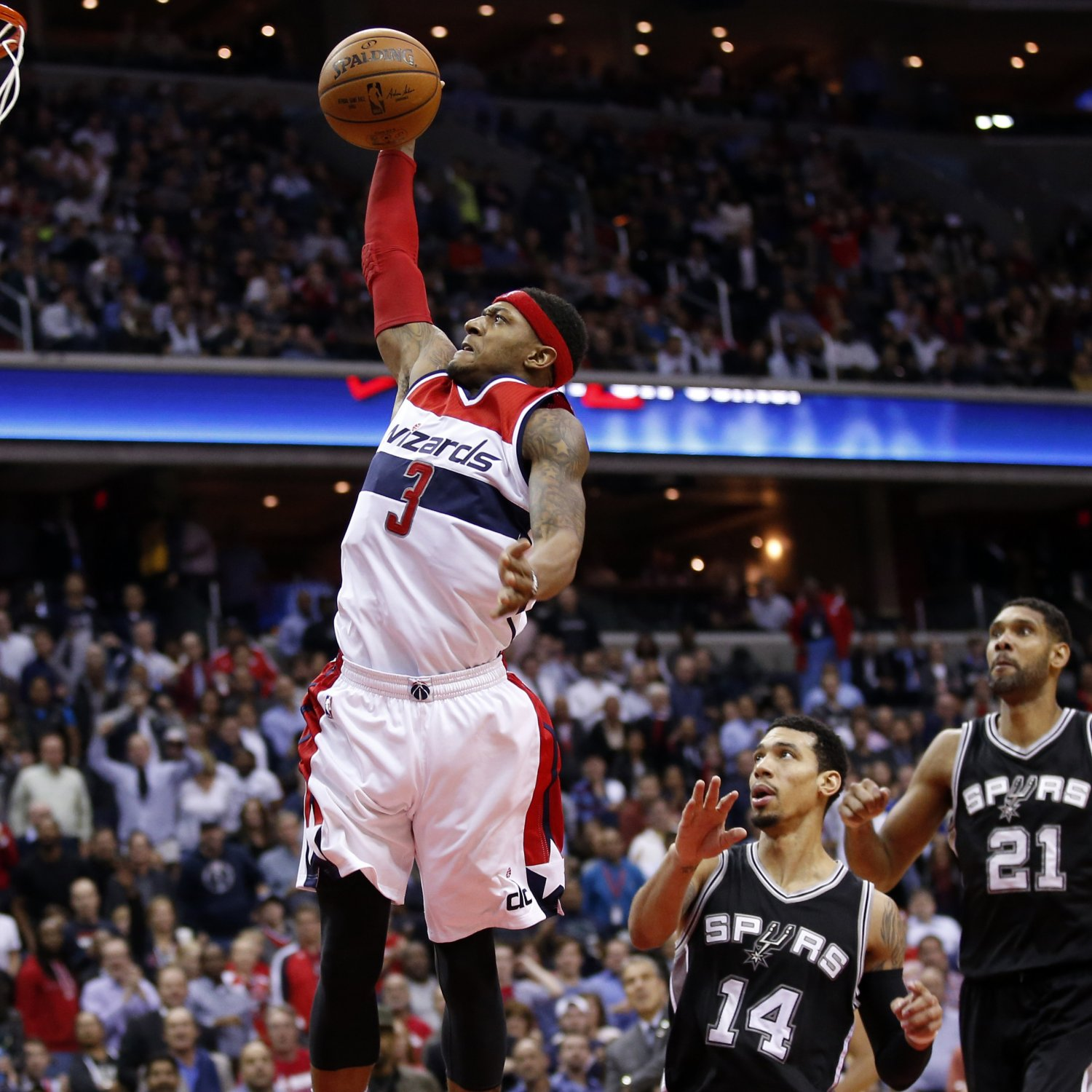 Warriors Vs Wizards Live Stream Free: Spurs Vs. Wizards: Score, Video Highlights And Recap From